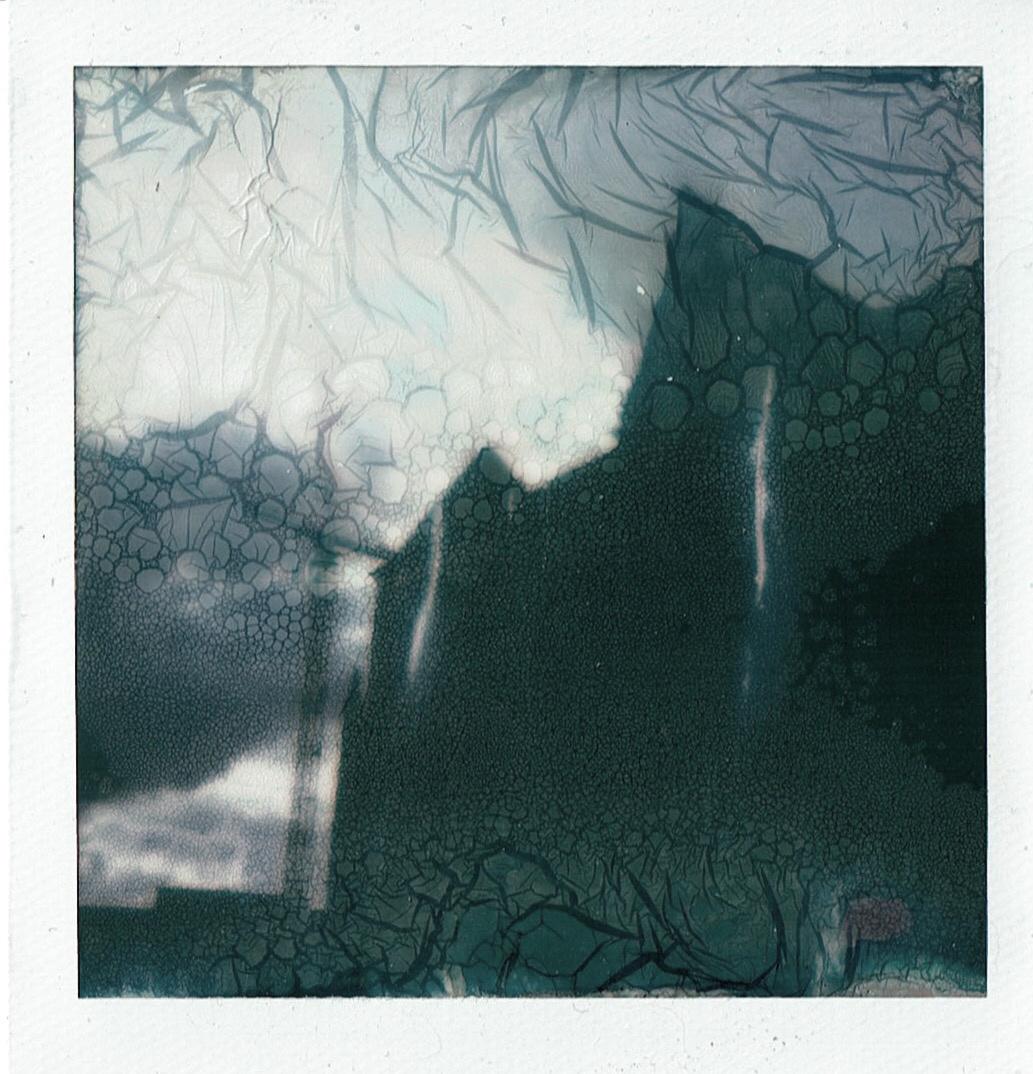 Les ondes glissantes des temples résiduels